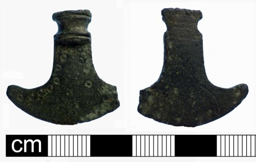 NMS-4965FE: Early Saxon brooch