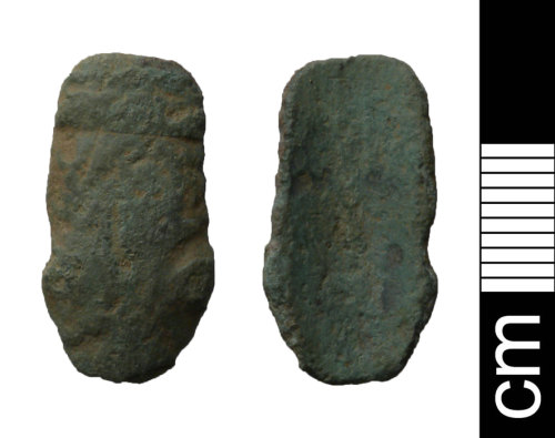 NMS-FCCBB7: Early Saxon brooch