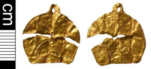 NMS-FEB8BF: Medieval pendant