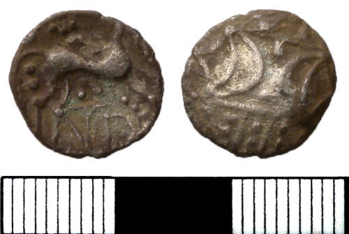 NMS-891408: Iron Age coin