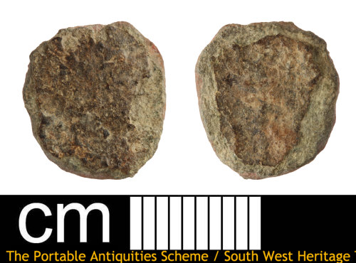 SOM-2657D4: Roman coin: Barbarous radiate of unclear emperor