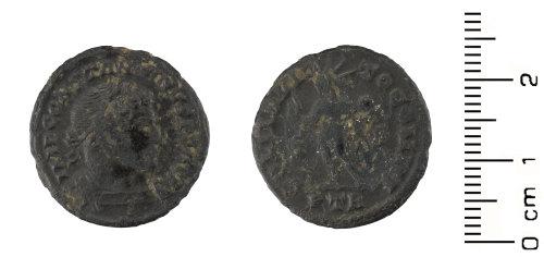 HESH-29D339: Roman: Constantine I nummus