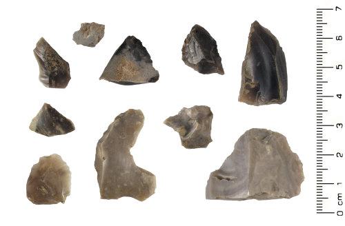 HESH-451350: Neolithic: tertiary debitage