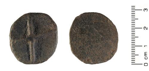 HESH-E04A8E: Post-Medieval: Token