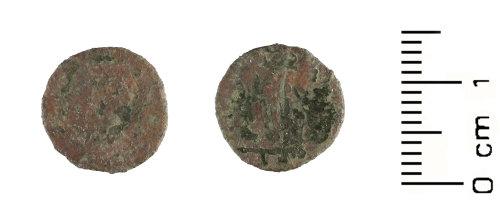 HESH-FA1DA6: Roman: house of Constantine nummmus