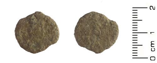 WAW-094927: Roman: House of Valentinian nummus
