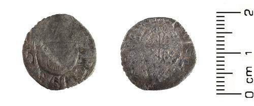 WAW-FE67BA: Medieval: Henry II - Henry III penny
