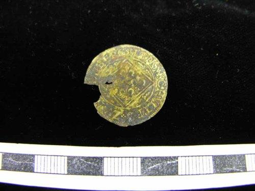 LON-F726F3: Post-Medieval Jetton