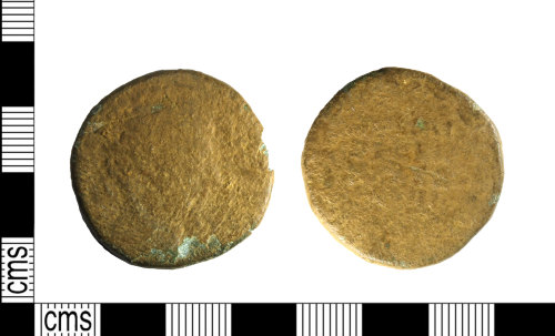 LEIC-B84DA5: Roman copper alloy sestertius of Marcus Aurelius (brown coin), AD 170-1 (Reece Period 8)
