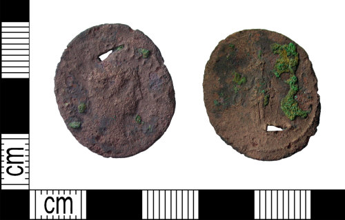 LEIC-E6AB88: Roman copper alloy radiate of an uncertain emperor, AD 215-315