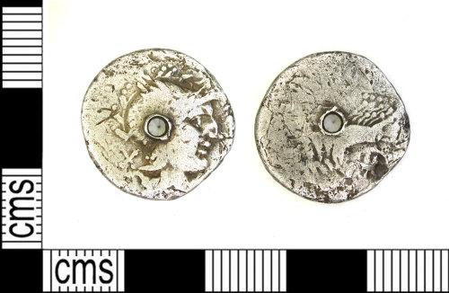 LEIC-F34F86: Roman Republican silver denarius