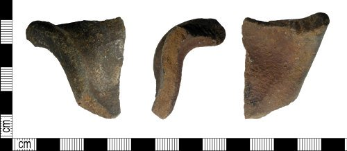 LEIC-EFF861: Late medieval Midland purple spout?