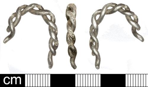 SOM-F732E1: Roman bracelet fragment (possibly)