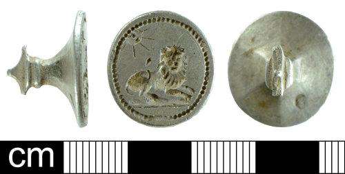 SOM-CEAD82: Post medieval seal