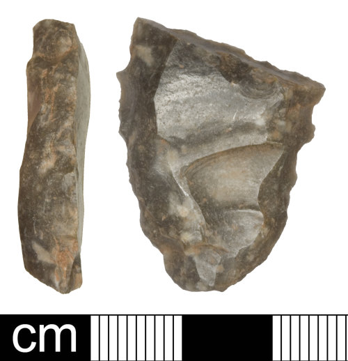 SOM-03C955: Neolithic or Early Bronze Age lithic implement