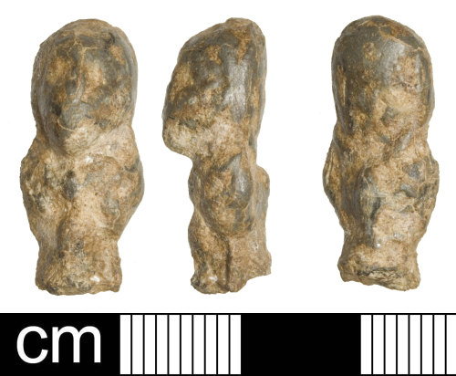 A resized image of Medieval - Post Medieval maidenhead spoon