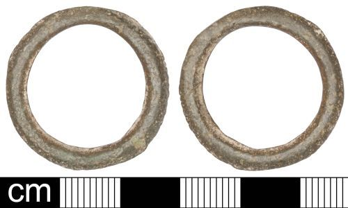 SOM-589D34: Ring of uncertain date, probably Medieval or Post Medieval