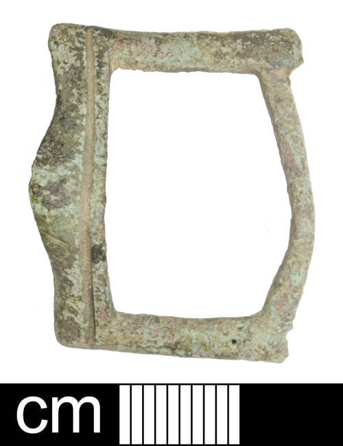 A resized image of Post Medieval buckle