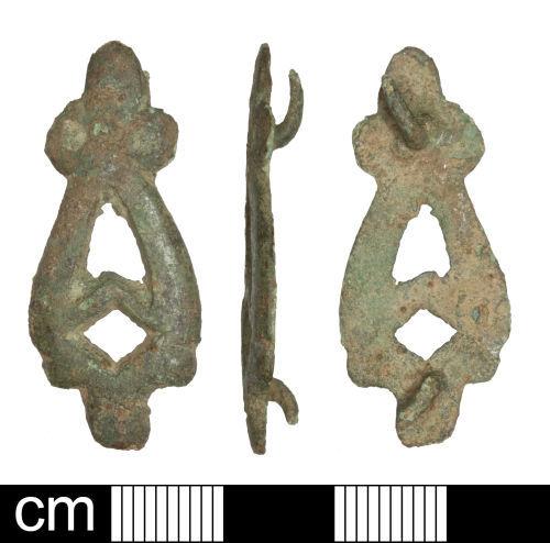 SOM-E821D3: Post medieval mount