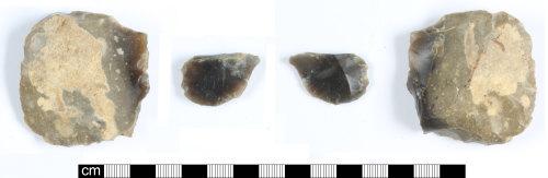 SOM-621616: Bronze Age scrapers