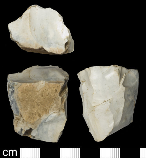 SOM-9021CC: Mesolithic core