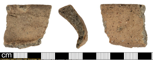 SOM-D5739C: Medieval cooking pot