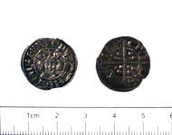 A resized image of Coin Medieval : Penny of Edward I