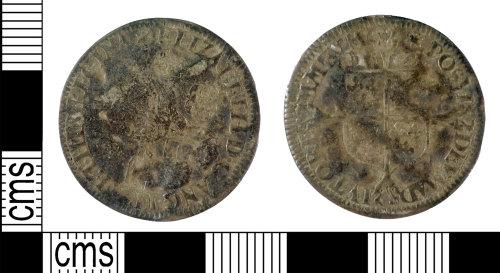 YORYM-090614: YORYM-090614 : Sixpence : Elizabeth I