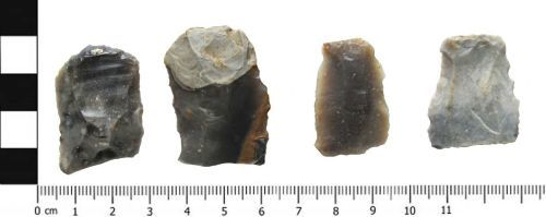 A resized image of Blades Dorsal : Neolithic