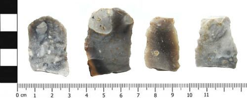 A resized image of Blades Ventral : Neolithic