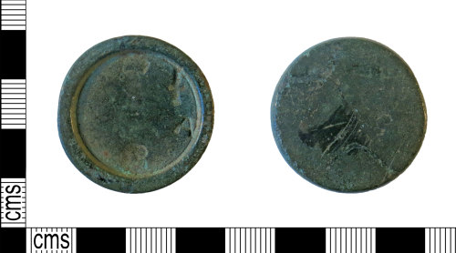 DUR-6F3307: DUR-6F3307 : Trade Weight : Post-Medieval