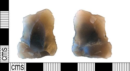 DUR-C6411D: DUR-C6411D : Scraper : Mesolithic
