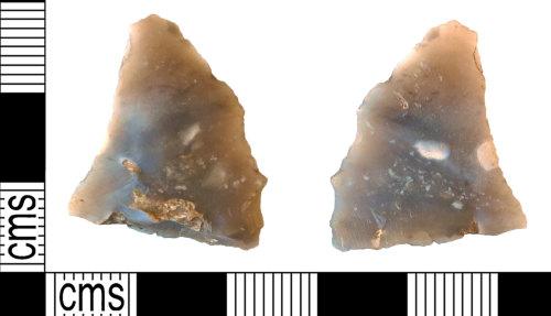 DUR-C6462F: DUR-C6462F : Scraper : Mesolithic