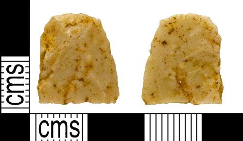 NARC-1C594D: NARC-1C594D : Scraper : Mesolithic