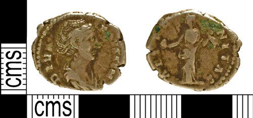 NARC-2584E8: NARC-2584E8 : Denarius : Faustina I