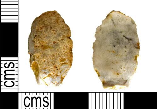 NARC-29E5A0: NARC-29E5A0 : Scraper : Mesolithic