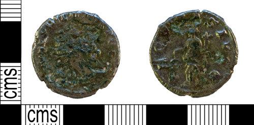 NARC-44BC48: NARC-44BC48 : Radiate : Gallienus