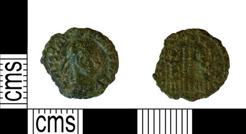 NARC-49608E: NARC-49608E : Nummus : Constantine I