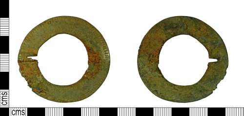 NARC-63FA58: NARC-63FA58 : Brooch : Early-Medieval