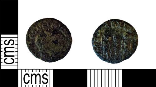 NARC-72F426: NARC-72F426 : Nummus : Constantine II