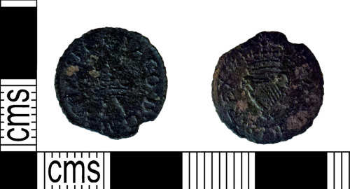 NARC-731A96: NARC-731A96 : Farthing : James I