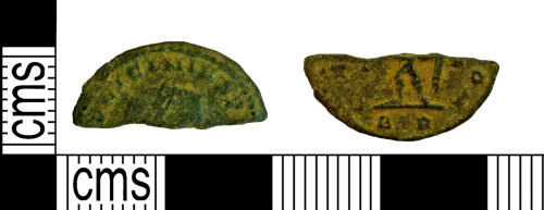 NARC-74FF72: NARC-74FF72 : Nummus : Licinius