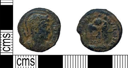 NARC-76077C: NARC-76077C : Nummus : House of Constantine