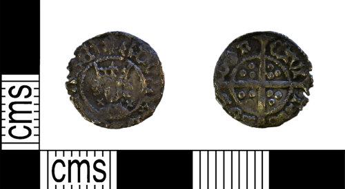 NARC-8B7A27: NARC-8B7A27 : Halfpenny : Henry VI