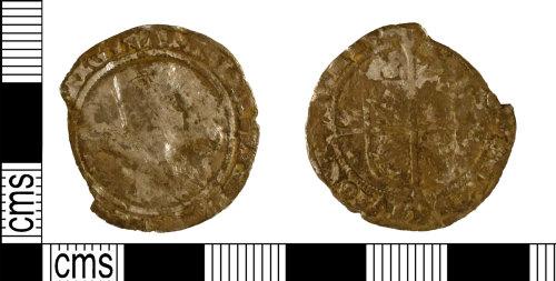 NARC-9062CC: NARC-9062CC : Sixpence : Elizabeth I
