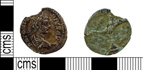 NARC-945312: NARC-945312 : Denarius : Elagabalus