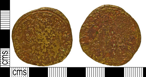 NARC-9820E1: NARC-9820E1 : Sestersius : Diva Faustina