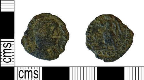 NARC-A341EB: NARC-A341EB : Nummus : Valentinian I