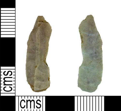 NARC-A4073E: NARC-A4073E : Scraper : Mesolithic