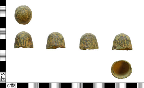 A resized image of NARC-B05186 : Thimble : Medieval